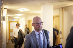 Ekobrottsmyndighetens åklagare Niklas Jeppsson.