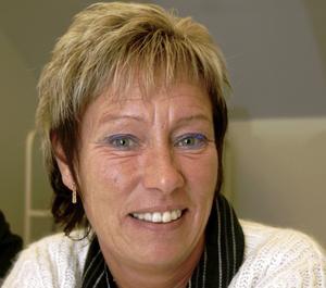 Rose-Marie Isaksson (S), ordförande i utbildningsnämnden. Arkivfoto: Sala Allehanda