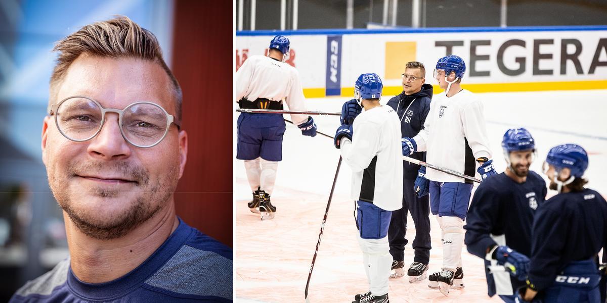 LIF på is – så ska de bli bättre i försvarsspelet: