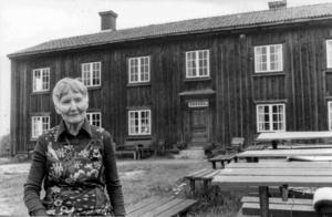 Willy Maria Lundberg. Foto: Arkiv