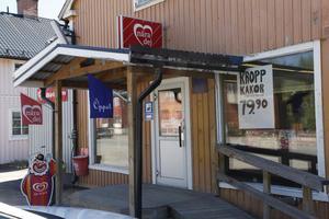 Den sista maj stänger butiken i Lillhärdal.