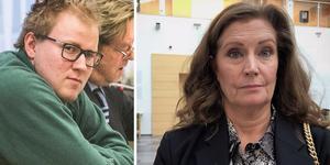 28-årige Johan Fallqvist döms för mord och grov våldtäkt, något målsägarbiträdet Maria Wilhelmsson är nöjd med.