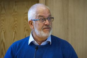 Benny Engberg (BP), kommunalråd.