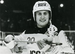 Pelle Hedqvist är Brobergs största målskytt genom tiderna.