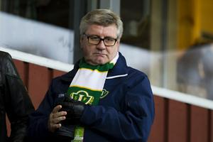 Sune Lantz var ledsen och bedrövad efter matchen under måndagskvällen.