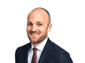 Jesper Wigardt, kommunikationschef Northvolt