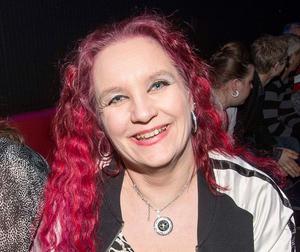 Carina Jensen från Gagnef.