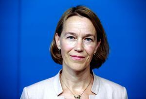 Socialstyrelsen (här generaldirektör Olivia Wigzell) har konstaterat att redovisning av medlemskap i PRO inte stämde. Foto: Sören Andersson.