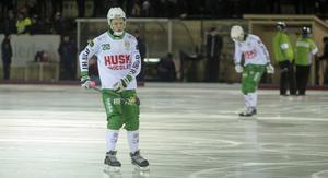 Första besöket på Sävstaås som Hammarbyspelare slutade med storförlust för Philip Åström.