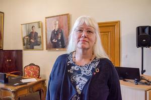 Irén Lejegren är regionråd i Örebro län, med ansvar för regionala tillväxtfrågor.