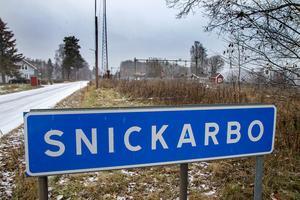 Mötesplatsen i Snickarbo mellan Avesta och Hedemora ska uppgraderas under 2020 för att klara en ökad turtäthet .