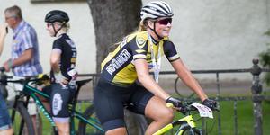Clara Lundmark slutade trea i Engelbrektsturen 2019