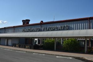 Under onsdagskvällen hölls det möte på Jönköping Airport.