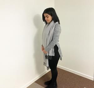 Najlaa drogades, våldtogs och misshandlades av män under åren som sexslav. Tack vare en polis som lyssnade på henne lyckades hon fly.