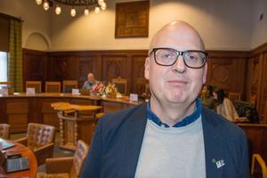 Bosse Svensson (C). Kommunalråd i Östersunds kommun.