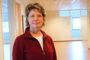 Noras nya kulturskolechef Lena Sköld ser en framtid för Noras kulturliv.