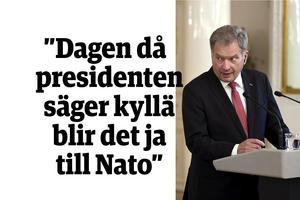 Det här är en ledartext av Patrik Oksanen, som skriver om säkerhetspolitik för flera av MittMedias liberala och centerpartistiska ledarsidor. Oksanen är politisk redaktör på  Hudiksvalls Tidning (c) och tf politisk redaktör på Östersunds-Posten (c).