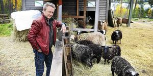 Hans Bark blev ett 70-tal får fattigare och fick en stämningsansökan på köpet.