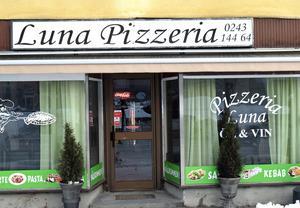 Luna Pizzeria är en