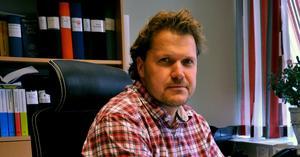 Ola Regnander, ekonomichef Härjedalens kommun. Foto: Arkivbild.