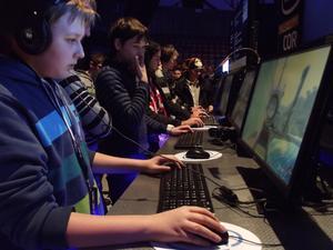 E-sport är stort bland ungdomar och är i dag en kultur som omfattar en dryg miljard utövare. Foto: Piotr Drabik