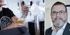 Jonny Lundin (C) anser att gårdsförsäljning av alkohol kan stärka näringsliv och turism.
