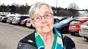 Hillevi Persson, 77 år, pensionär, Allsta: