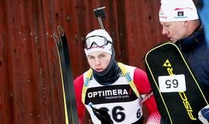 Oscar Andersson hoppas på att kunna kriga i toppen i ungdoms-OS.