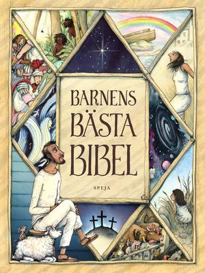 Barnens Bästa Bibel ges ut av Speja förlag.