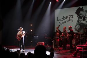 Jakob Hellman och Jazzkatten i Vattudalen berörde.