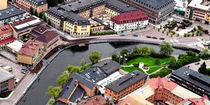 Jag väljer bort Borlänge för Falu centrum - lätt med parkering, bra service, god mat och mysig stadskärna! Var stolta över er stad, skriver en läsare. Foto: Johan Solum