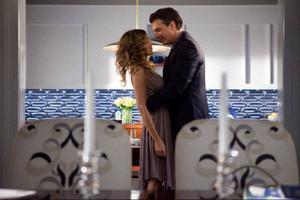 Bildtext 4: Carrie (spelad av Sarah Jessica Parker) gifte sig i den första