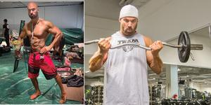 """""""Jag tävlar för att jag tränar, inte tvärtom. Jag tycker det är kul att se hur mycket jag kan pressa min kropp och se hur långt jag kan gå"""