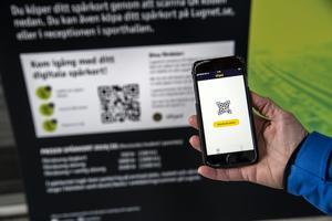 En ny app ska göra det enklare för åkare att hantera sin betalning.