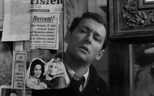 Maurice Ronet  är oförglömlig i rollen som den livströtte Alain i Louis Malles filmversion av