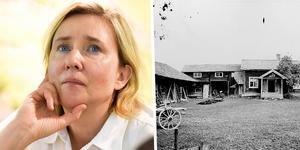Holknekt Martina Eriksson talade om arkitektur, bebyggelsetradition och utveckling på landsbygden