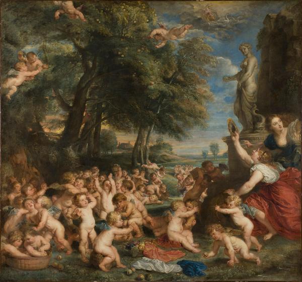 Flera världskonstnärer visas på Nationalmuseum Jamtli. Bland annat Peter Paul Rubens