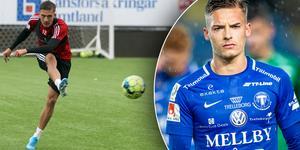 Felix Hörberg, 20, lämnar en stökig tid i Trelleborg bakom sig och ser nu fram emot att göra avtryck i sin nya klubb Östersunds FK. Bild: ÖP/Bildbyrån.