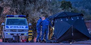 En 34-årig grängesbergare knivskars till döds den 12 juli, men kvinnan som suttit häktad sedan dess är för närvarande inte längre på sannolika skäl misstänkt för medhjälp till mord, fastslår Svea hovrätt. Foto: Niklas Hagman