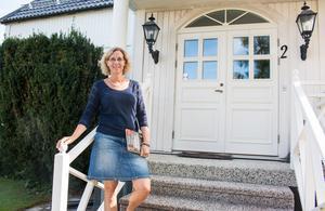 Carina Färm, förbundsdirektör och VD för VafabMiljö samt författare till boken