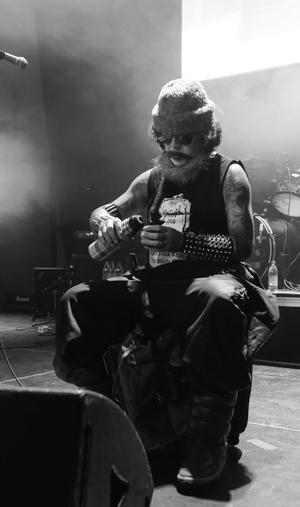 Count Wassberg - eller är det Mikael Åkerfeldt i Opeth?