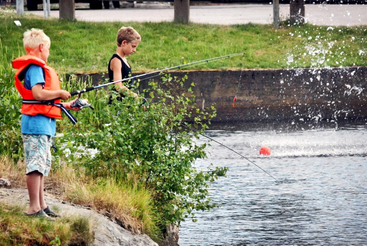 krok fiske lockar