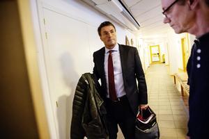 Thomas Bodström är försvarsadvokat åt den åtalade mannen.