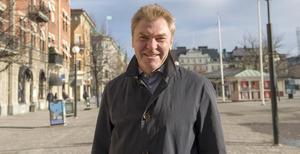 Vladimir Smirnov i sin nuvarande hemstad Sundsvall. Foto: Maria Eilertsen