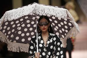 Dolce & Gabbana. Foto: Antonio Calanni/AP