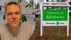 Lars Liljedahl, förvaltningschef vid Östersunds kommun.