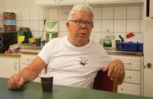 Thom Svensson, mångårig ordförande i brottningsklubben har nu slutat på posten.