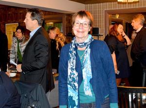 Nyligen passade Ylva Behr på att lägga ett gott ord för Turis under företagsfrukosten i Säter.