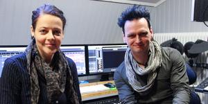 Iréne och Per Moneeo gifte sig i somras och tog då deras bandnamn som efternamn.