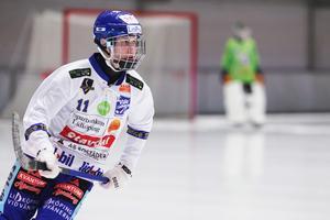 Albin Thomsen är tillbaka för Villa.